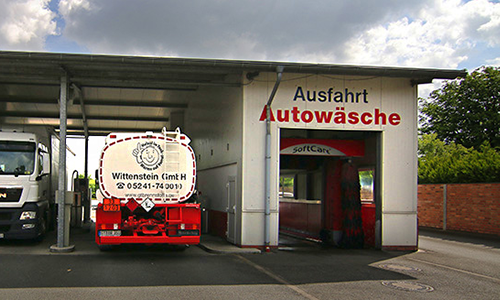 Autowäsche
